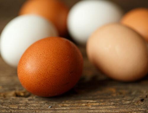 Jaja z chowu klatkowego